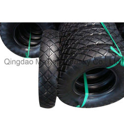 Luft-Gummirad-Schubkarre-Reifen mit Reichweite PAHs Bescheinigung