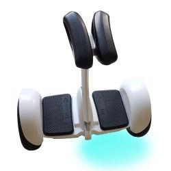 2つの車輪の電気自動車のバランスをとる小型情報処理機能をもった自己のバランスの電気スクーター