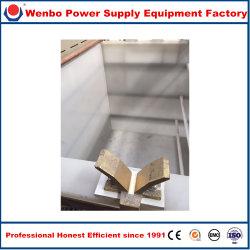 China-Hersteller der galvanisierenzeile galvanisierengerät automatische ABS Plastikgalvanisierenmaschine