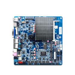 A Intel J1900 Ventiladores 6 com Mini-ITX Motherboard POS