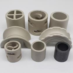 El ácido de cerámica de alta resistencia de embalaje al azar