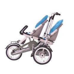 子供3の車輪の電気スクーターのための新しいデザインベビーカー