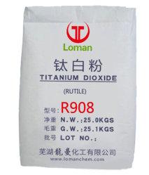 Mutlipurpose rutilo Dióxido de titanio de grado/fábrica de revestimiento de TiO2&Paint