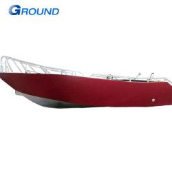 5.8M 19FT высокой скорости все сварные глубоким V алюминиевый рыболовного судна