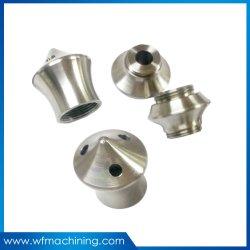 CNC回転製粉の機械化の陽極酸化サービスアルミニウム織物の機械装置部品