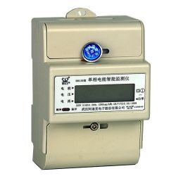 Phase unique Multi-Tariff statique Watt-Hour Compteur électronique