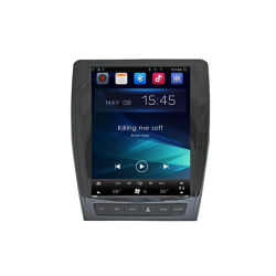 OEM de gros de la Grande Muraille Appareil de navigation GPS Style Tesla voiture meilleure voiture GPS Vidéo et audio stéréo lecteur de DVD de 12,1 pouces écran tactile verticale Haval H2 2014-2018
