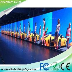 Affichage LED P4.8 Shenzhen Fabricant signer pour l'intérieur montrent de location