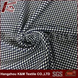 Tejido de prendas de vestir nuevo diseño impreso Poliester tela mosquitera