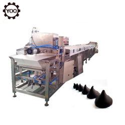 Schokoladenkerzenmaking-Maschine für Hot Chocolate Chip Drop Line