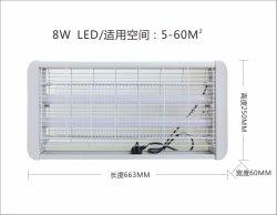 Lampada UV dell'assassino dell'insetto della lampada del coperchio di plastica fatta nel Manufactory di Foshan