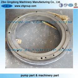 Moldes de arena de piezas de maquinaria de procesamiento el Anillo en acero inoxidable o acero al carbono/ALTO CROMO