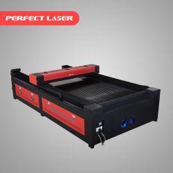 Пластичная/деревянная доска /PVC/акриловый автомат для резки лазера для горячего сбывания