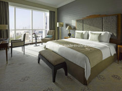 خصم 15% على الجملة الحديثة الحجم والخشب الصلب 5 نجوم أثاث غرف النوم بالفندق