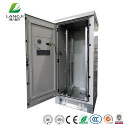 Fornecimento de Rack exterior à prova de fábrica de equipamentos de telecomunicações Gabinete elétrico