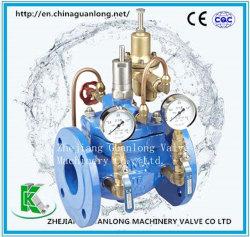 Constante de la soupape de commande de débit de pression en aval (GL400X)
