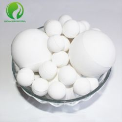Commerce de gros de haute qualité en céramique de meulage 90 % 92 % 95 % 97 % 99 % de l'alumine Support Media Ball