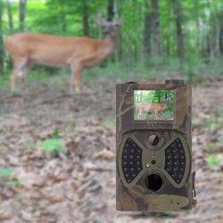 Со сверхнизким энергопотреблением - охота камеры HC300A 12MP 1080P инфракрасный свет для использования вне помещений обнаружение движения Trail охота камеры