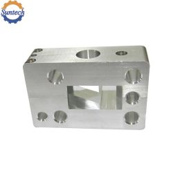 China CNC-maschinell bearbeitenservice passte Teil-Automobil-/Motorrad-/Motor-/Geräten-Block an
