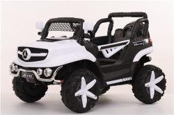 12V de Policía de Patrulla de Carreteras de paseo en coche de juguetes para niños con Control Remoto de 2.4G