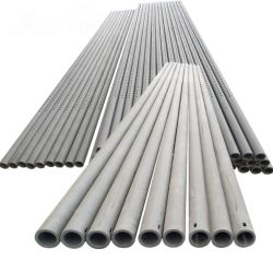 Refraktäre Silikon-Karbid-Rollen-Feuer-Gefäß-Quadrat-Gefäß-Lieferanten-Brenner-Hochtemperaturgefäße