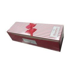 ボール紙のペーパー贅沢なギフトのフロー・ボックスの包装をカスタム設計しなさい