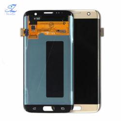Het mobiele LCD van de Vertoning van de Telefoon van de Cel Scherm van de Aanraking van de Assemblage van de Becijferaar voor de Rand G935f van de Melkweg van Samsung S7