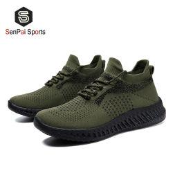 Venta al por menor de alta calidad de la moda Sneakers zapatos deportivos calzado calcetines Fitness