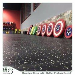 На заводе настроенные против вибрации амортизатора EPDM пятен резиновые коврики пол спортзала/Ice Rinks/домашнего использования/диапазон съемки/etc
