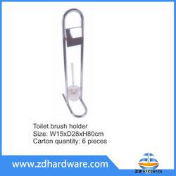 Support de brosse wc étage Salle de bains Accessoires de nettoyage permanent de la porcelaine sanitaire