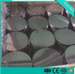 ASTM 1050/1060 Soft Temper O Aluminium Disk met uitstekende uitbreidbaarheid
