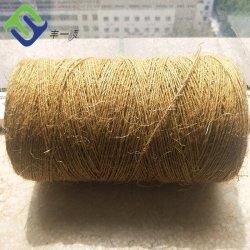 Natürliches 3 Sisal-Hanf-Seil des Strang-3mm für Dekoration
