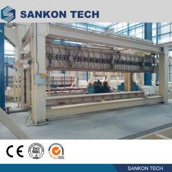 آلية كاملة من الخرسانة AAC كتلة إنتاج خط إنتاج الكتل الخرسانية آلة تنظيف مخلفات الصفائح