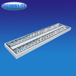 2*28W de l'aluminium ont surgi Grill Lumière IP20
