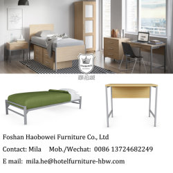 Estudante Universitária durável mobiliário de alojamento em 5 anos de garantia