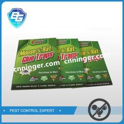 中国の強い粘着性がある板紙表紙ラットおよびマウス接着剤のパッドの版の接着剤のトラップ