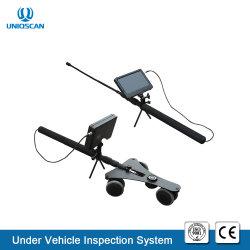 La palanca de alta calidad bajo el sistema de inspección de vehículos con doble cámara HD 5.0MP