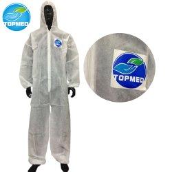 Combinaison jetable Manufacrtory plus bas prix de gros de vêtements de travail les Combinaisons / Fonction/peinture/jump robe