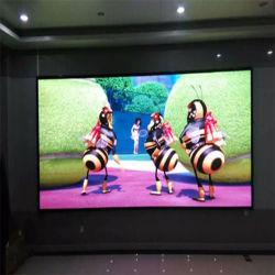 P2.97/3.91 발광 다이오드 표시 스크린 실내 영상 벽 최고는 재생율 LED 위원회 사건 쇼 전시를