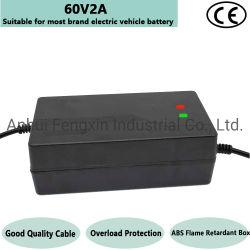 電気自転車のカー・バッテリーのための60V記憶の鉛酸蓄電池の充電器