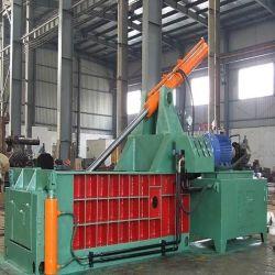 العلب المعدنية الهيدروليكية نفايات المحازم الصلب شائكة الأسلاك إعادة التدوير آلة (المصنع)