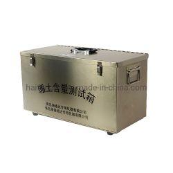 El modelo BH4260 Kit de prueba de azul de metileno para pruebas de lodo de perforación