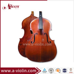Профессиональный Master изготовления высококачественной ручной работы Flamed Double Bass (BH600)