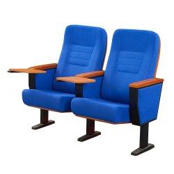 Cine de madera Aula de mobiliario sillas asientos Auditorio de la Iglesia asiento comerciales Sala de Conferencias Cátedra (YA-01F)