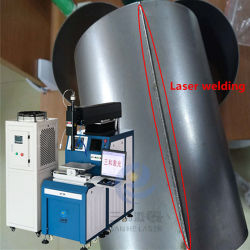 2mm Welding Depth Yag Laser Automatische Welding Machine Hardware