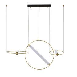 屋内装飾的なハングの照明設備の吊り下げ式の照明