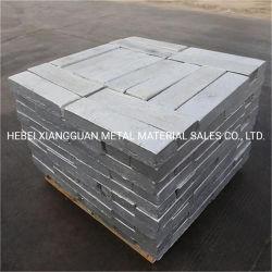 Lingotto di alluminio dello zinco della barra del fornitore del magnesio 99.95% del magnesio del magnesio professionale del lingotto 99.9% dalla Cina