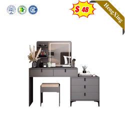 심플한 소형 아파트 침실 가구 배니티 드레싱 거울 테이블