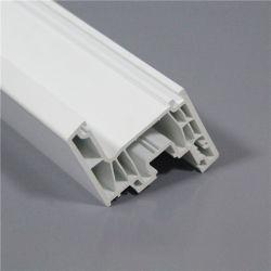 إطار إطار إطار النافذة البلاستيكية UPVC/PVC Extract على مسافة 70 مم