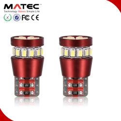 T10 S25 1156 1157 W5w 6000K de feu stop de rupture de feston de Lumière Blanche 31mm 41mm plafonnier à LED de voiture
